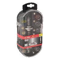 Ampoules 12V Jeu de Ampoules H4 6055W 30-Piece