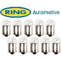 Ampoules 24V 10 Ampoules BA15D 24V - 5W - Feux de Cotes et Arriere Ring