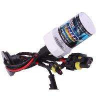 Ampoules de Rechange Kit Xenon 1 Ampoule H13 de rechange pour kit Xenon 6000K 12V 55W
