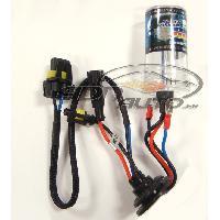 Ampoules de Rechange Kit Xenon 1 Ampoule H1 de rechange pour kit Xenon 8000K 12V 35W - ADNAuto