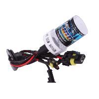 Ampoules de Rechange Kit Xenon 1 Ampoule H3 de rechange pour kit Xenon 6000K 12V 55W - ADNAuto