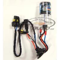 Ampoules de Rechange Kit Xenon 1 Ampoule H7 de rechange pour kit Xenon 6000K 12V 55W