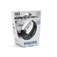 Ampoules de Rechange Kit Xenon 1 Ampoule Xenon D2S WhiteVision 12V PHILIPS - 85122WHVS1