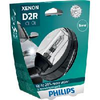 Ampoules de Rechange Kit Xenon 1 ampoule Xenon D2R Xtrem Vision Gen 2 12V -85126XV2S1- - Philips