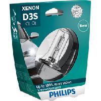 Ampoules de Rechange Kit Xenon 1 ampoule Xenon D3S Xtrem Vision Gen2 12V - Philips