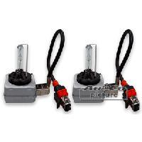 Ampoules de Rechange Kit Xenon 2 Ampoules Xenon D1S - 4300 K - 35W - ADNAuto
