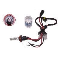 Ampoules de Rechange Kit Xenon Ampoules H11 de rechange pour kit Xenon 6000K 12V 35W - ADNAuto