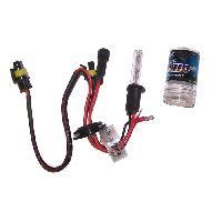 Ampoules de Rechange Kit Xenon Ampoules H1 de rechange pour kit Xenon 6000K 12V 35W - ADNAuto