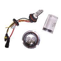 Ampoules de Rechange Kit Xenon Ampoules HB5 9007 de rechange pour kit Xenon 6000K 12V 35W