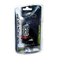 Ampoules et Leds 1 Ampoule Led 12V 24V 50W H11 Blanc EvoFormance