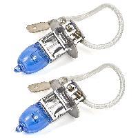 Ampoules et Leds 2 Ampoules H3 Ceramiques - 12V 105W