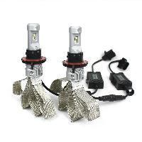 Ampoules et Leds Kit Conversion LED 2 ampoules H13 BILED 6000K G5TRP