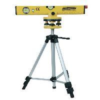 Angle Et Niveau (niveau - Cordon - Fil A Plomb - Jalon - Mire - Poudre De Tracage) Niveau a bulle laser