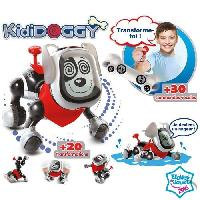 Animal Virtuel VTECH Kididoggy noir