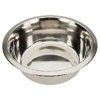 Animalerie AIME Ecuelle en inox Ø 21.5cm - Pour chien