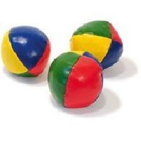 Anneau - Foulard De Jonglage VILAC Set de 3 balles de jonglage