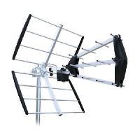 Antenne - Parabole METRONIC Antenne extérieure UHF trinappe 415048 - 16 éléments