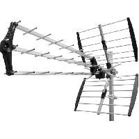 Antenne - Parabole OPTEX 960021 Antenne Trinappe UHF extérieur 38 éléments