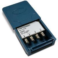 Antenne (hors Parabole) METRONIC 432180 Coupleur d'exterieur FM-UHF-UHF 3 entrees