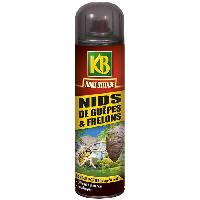Anti-nuisible Plante - Traitement Plante KB HOME DEFENSE  nids de guepes - 500 ml