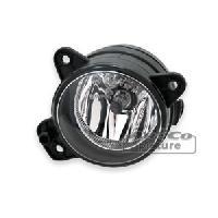Antibrouillards Feu antibrouillard gauche pour Skoda Fabia - Roomster - VW Polo - T5 - Touareg Generique