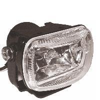 Antibrouillards Jeu de phares anti-brouillard blanc rectangulaire E11 - ADNAuto