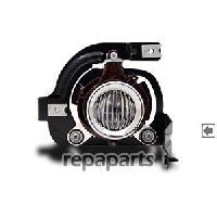 Antibrouillards Projecteur antibrouillard pour Alfa Romeo 147 - gauche - 04-10 - ADNAuto