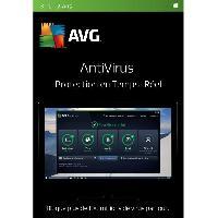 Antivirus AVG AntiVirus -3 PC - 2 Ans-