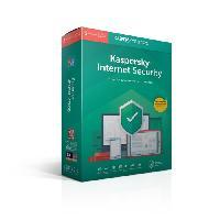Antivirus Internet Security 2019. 5 postes. 1 an