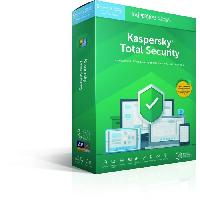 Antivirus Kaspersky Total Security 2019 (5 Postes / 2 Ans)