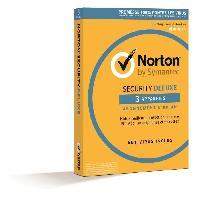 Antivirus Norton Security 2018 Deluxe 3 Apps - Norton By Symantec
