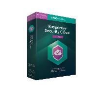 Antivirus Security Cloud Personal. 5 postes. 1 an