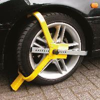 Antivol - Bloque Roue Etau roue 13p a 15p
