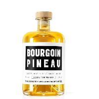Aperitif Bourgoin Pineau - Pineau des charentes blanc - 17%vol - 75cl