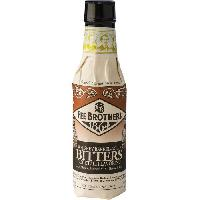 Aperitif Fee Brothers - Whisky Barrel Bitters - 17.5 Vol. - 15 cl Aucune