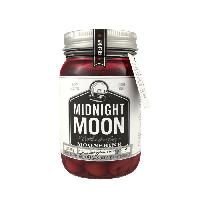 Aperitif Midnight Moon Cherry. American Moonshine 40° 35 cl - Aucune