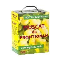 Aperitif Muscat de Frontignan Premier Bag in box de 3 L