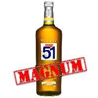 Aperitif Pastis 51 - 1 litre
