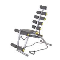 Appareil A Charge Guidee Et Accessoires WONDERCORE Appareil de fitness Rock Gym - MID