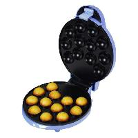 Appareil A Muffins TKG POP 1000 NYC Machine a cake pops - Bleu