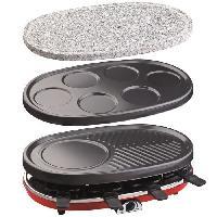 Appareil A Raclette Appareil a Raclette 4 en 1 - H.KoeNIG RP418