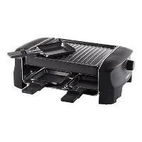 Appareil A Raclette PRINCESS 162800 Appareil a raclette 4 personnes - Noir