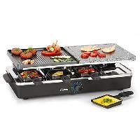 Appareil A Raclette TRISTAR Appareil a raclette 8 personnes - 1300W
