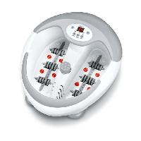 Appareil De Massage - Coussin De Massage BEURER FB 50 Balneotherapie Thalasso pieds et massage - Blanc - 400 watts