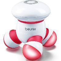 Appareil De Massage - Coussin De Massage BEURER MG16 Mini-masseur - Rouge