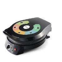 Appareil Multifonction Fait Maison Machine a pizza et tarte - KITCHENCOOK HPP180