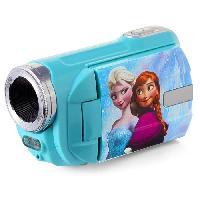 Appareil Photo Enfant LA REINE DES NEIGES Camera enfant Camescope - Techtraining
