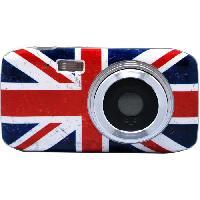 Appareil Photo Enfant TEKNOFUN Appareil photo numerique UK Grunge - 8 MP - Bleu