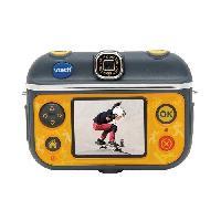 Appareil Photo Enfant VTECH - Kidizoom Action Cam 180 - Camera Enfant Tout-Terrain