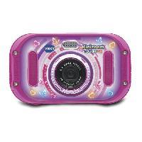 Appareil Photo Enfant VTECH - Kidizoom Touch 5.0 Rose - Appareil Photo Enfant